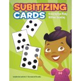 Sensational Math™ Subitizing Demonstration Cards