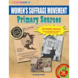 Primary Sources, Women's Suffrage Movement