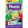 Rock 'N Learn® Phonics Volume 1 & 2, Audio CD & Book