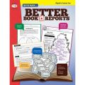 Better Book Reports, Grades 7-8