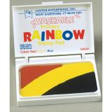 Washable Rainbow Stamp Pad, Primary