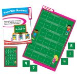 Math File Folder Game, Grade 3