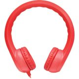 Flex-Phones™ Indestructible Foam Headphones, Red