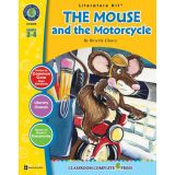 The Mouse and the Motorcycle Literature Kit™, Grades 3-4