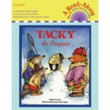 Carry Along Book & CD, Tacky the Penguin