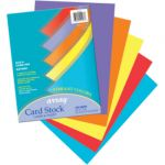 Pacon® Card Stock, Vibrant Colors