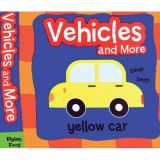 Vehicles Cloth Book