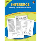 Inference Reading Comprehension Activities, Blue Level