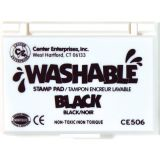 Washable Stamp Pad, Black