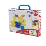 Primary Peg Sets, 3/4 Pegs, 100 pieces