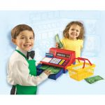 Pretend & Play® Calculator Cash Register
