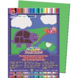 SunWorks® Construction Paper, 9 x 12, Brite Green