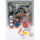 Stone Soup 3-D Storybook