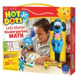 Hot Dots® Jr. Let's Master Math, Grade K