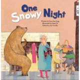 Math Storybooks, One Snowy Night (Measuring With Body Parts)