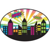 Magnetic Whiteboard Erasers, Super City