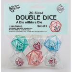 20-Sided Double Dice