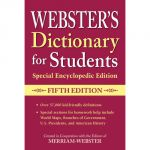 Webster's Dictionary & Thesaurus for Students Set