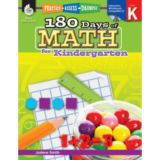 180 Days of Math, Grade K