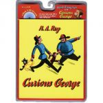 Carry Along Book & CD, Curious George®