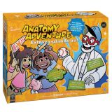 Dr. Bonyfide's Anatomy Adventure Kit, The Endocrine System: Extrava-glands-za