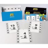 Hot Dots® Flash Cards, Subtraction