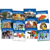 Social Studies Content-Area Leveled Readers, English, 12 titles