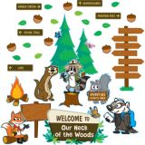 Ranger Rick® Welcome to Our Neck of the Woods Bulletin Board Set