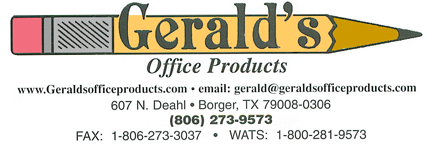 Gerald's Office Products