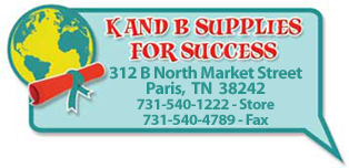 K and B Supplies for Success