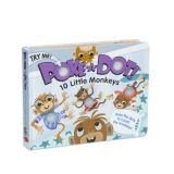 Poke-A-Dot!®: 10 Little Monkeys