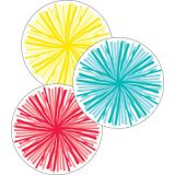 Schoolgirl Style™ Hello Sunshine Poms Colorful Cut-Outs®