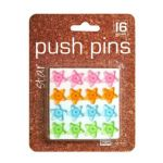 Fancy Push Pins, Stars