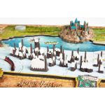 Harry Potter 4D Puzzle - 800 Piece: The Wizarding World