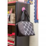 Clingy Thingies® Hooks, Chalkboard Brights