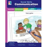 Social Skills Mini Book, Communication