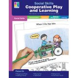 Social Skills Mini Book, Cooperative Play and Learning