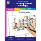 Social Skills Mini Book, Learning About Feelings