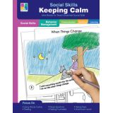 Social Skills Mini Book, Keeping Calm