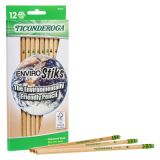 Ticonderoga® EnviroStik Pencils, #2 Soft