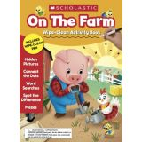 On the Farm Wipe-Clean Activity Book