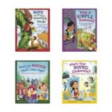 STEM-Twisted Fairy Tales, Set of 4 books