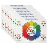 Crystal Color Wheel, Student Color Wheel
