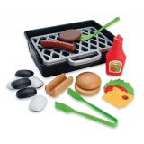 BBQ Burger & Hot Dog Set