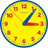 Ashley Time Zone™ 12 Instruction Clock