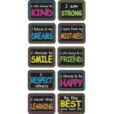 Non-Magnetic Mini Whiteboard Erasers, Character Building