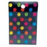 Smart Poly™ Pockets, Chalk Dots, 4 x 6 10-Pack