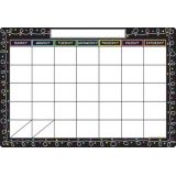 Chalk Dots Calendar 13 x 19 Smart Poly® Chart