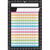Chalk Dots Incentive Chart 13 x 19 Smart Poly® Chart