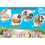 Smart Poly® Chart, Healthy Bubbles™, 13 x 19, Make Time to Wash Your Hands